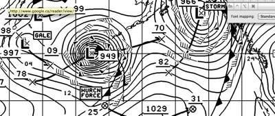 80knot Hurricane forecast