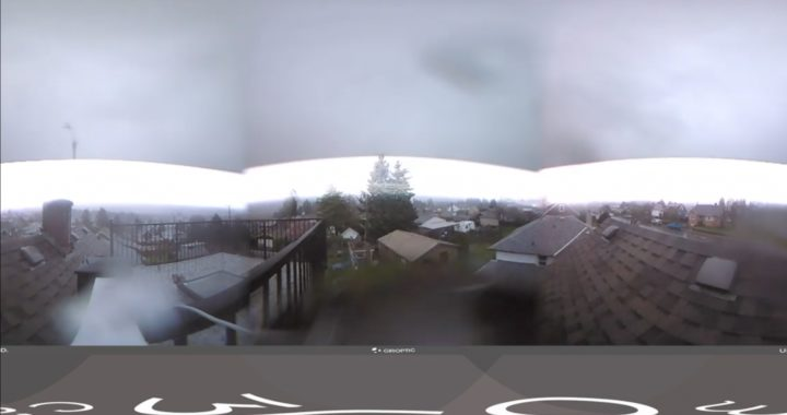 Flash! – The April 6 2019 Thunderstorm