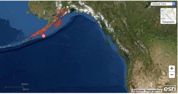 October 2020 Summary – Smoke, Tsunami scares, and deceiving trends.