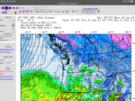 Chilly week – Possible flurries or wet snow Tuesday and Thursday